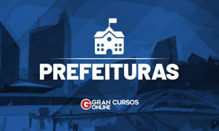 Concursos Prefeituras e Câmaras: veja AQUI 06 editais com inscrições em setembro!