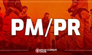 Concurso PM PR Soldado: confira as inscrições homologadas