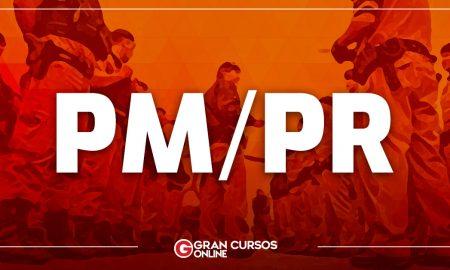 concurso PM PR Soldado