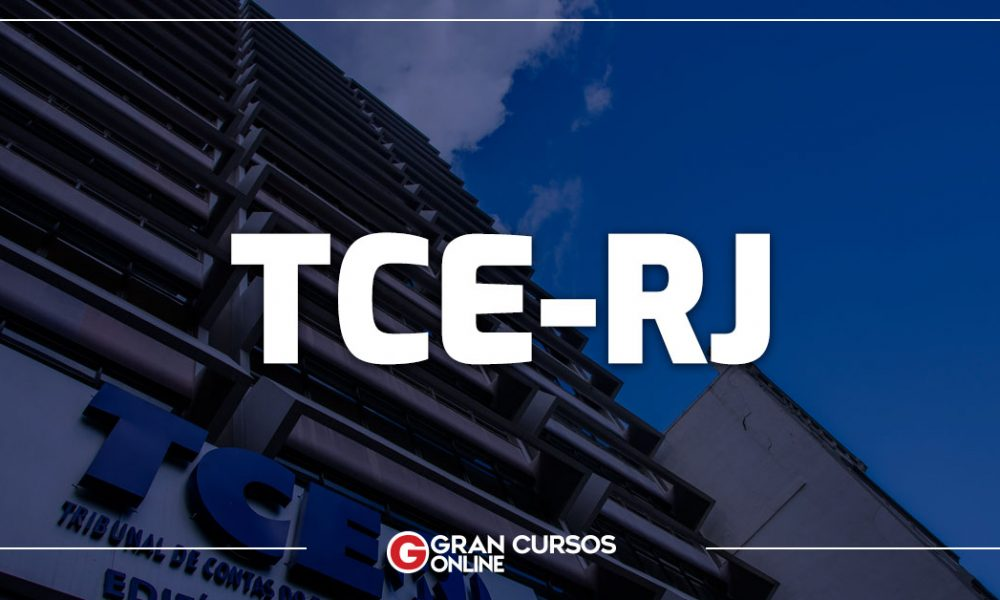 Edital TCE RJ / Concurso TCE RJ