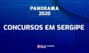 Concursos Sergipe 2020: veja as oportunidades para este ano!