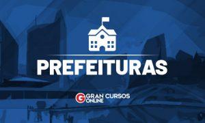 Concurso São Mateus do Sul PR: Inscrições abertas! Confira!
