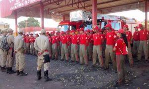 Concurso Bombeiro Tocantins: URGENTE! 115 vagas confirmadas!