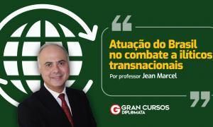 Atuação do Brasil no combate a ilíticos transnacionais