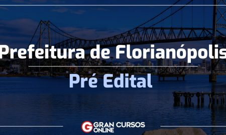 Concurso Câmara de Florianópolis SC: Comissão Formada!