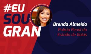 Aluna GranCursos aprovada policia penal/GO