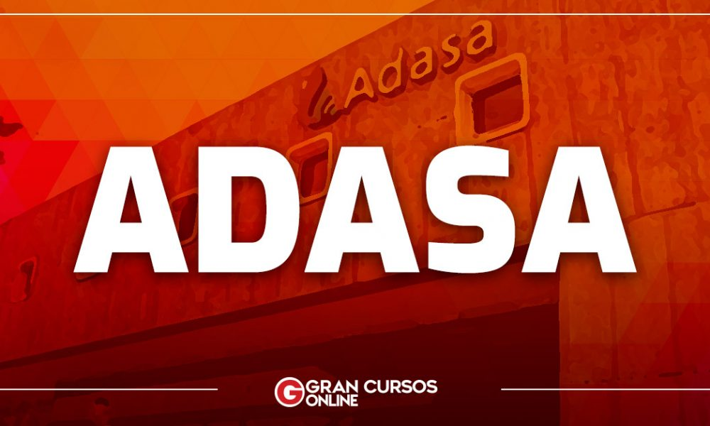 Edital Adasa