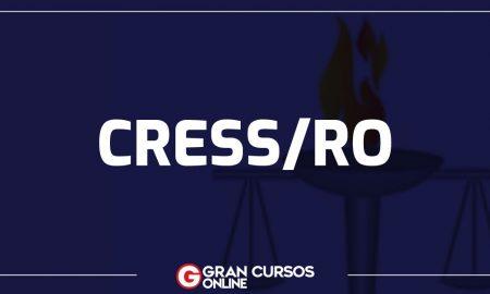 Concurso CRESS RO