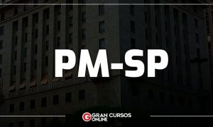 Concurso PM SP: comissão formada! 5.605 vagas! Confira!