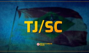 Concurso TJ SC: inscrições abertas! Remuneração de até R$6 mil!