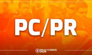 Concurso PC PR: saiba quanto ganha um investigador da Polícia Civil