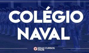 Concurso Marinha Colégio Naval: 129 vagas ofertadas. VEJA!