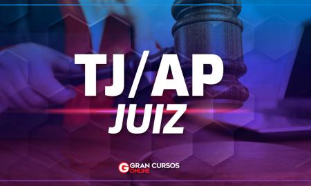 Concurso TJ AP Juiz
