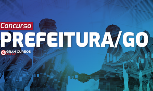 Concurso Prefeitura de Goiânia GO está com INSCRIÇÕES ABERTAS! 1.531 vagas!