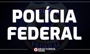 Concurso Polícia Federal: URGENTE! Cronograma indica dois editais!