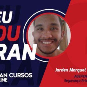 Conheça a rotina de estudos de Jarden Ribeiro: Aprovado em 13º na AGEPEN GO