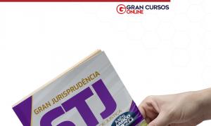 Concurso STJ: Baixe o Gran Juris Informativos! Material gratuito!