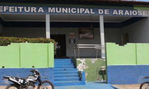 Concurso Prefeitura de Araioses MA: 155 vagas. VEJA!