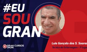 Conheça Luís Soares, aos 53 anos aprovado em 1º no concurso da Prefeitura de Gravataí RS!
