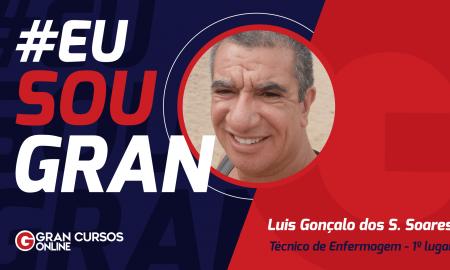 Conheça Luís Soares que, aos 53 anos, foi aprovado em 1º no concurso da Prefeitura de Gravataí RS!