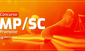 Concurso MP SC Promotor: valor contratual com Cebraspe alterado