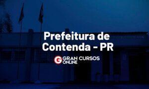 Concurso Prefeitura de Contenda PR: edital iminente. VEJA!