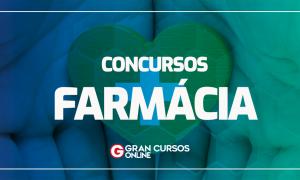 Concursos Farmacêuticos: veja os abertos e os previstos!