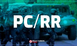 Concurso PC RR Delegado: Comissão formada! VEJA!