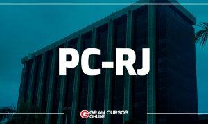 Concurso Polícia Civil RJ: governador confirma 400 vagas!
