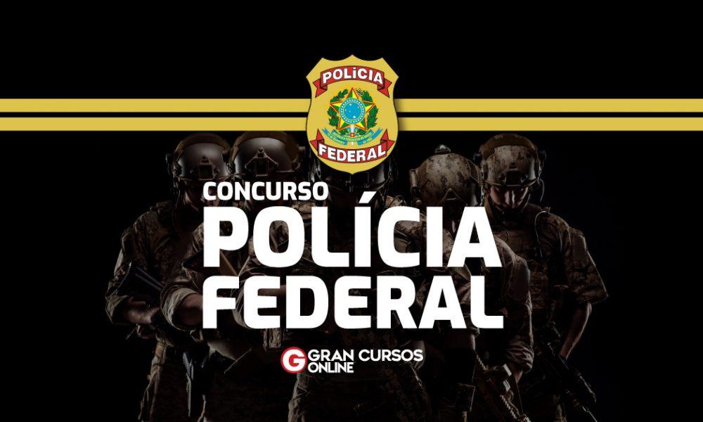 concurso policia federal- destaque