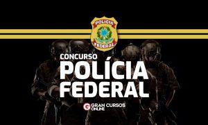 Concurso Polícia Federal: diretor da PF destaca autorização