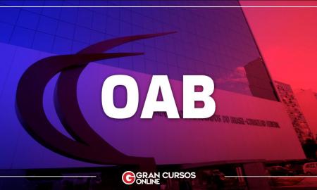 Prova OAB Adiada