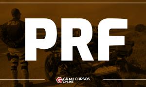 Saiba quais são as disciplinas mais cobradas na prova da PRF