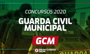 Concursos GCM 2020: confira as oportunidades para Guarda Municipal!