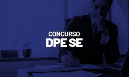 Concurso DPE SE_