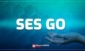 Concurso SES GO deve ser realizado até 2022. CONFIRA
