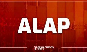 Resultado ALAP: 40 aprovados estudaram com o Gran Cursos Online