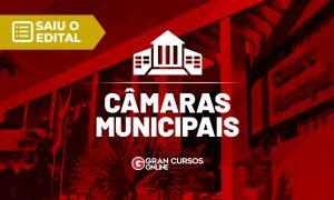 Concurso Câmara de Condado PE: Inscrições PRORROGADAS!
