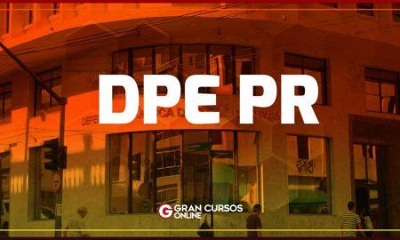 Concurso DPE PR Servidores