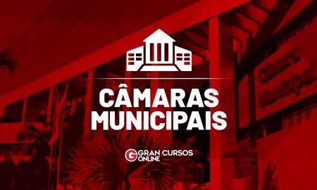 Concurso Câmara de Santos SP