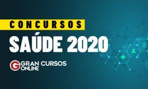 Concursos Saúde 2020: VEJA AQUI as oportunidades para este ano