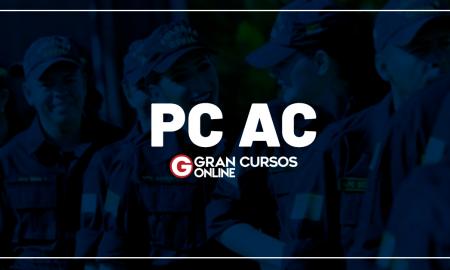 concurso policia civil acre - concurso pc ac - destaque