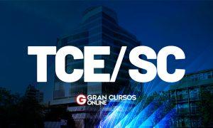 Concurso TCE SC: novo plano de ação prevê estudos do certame