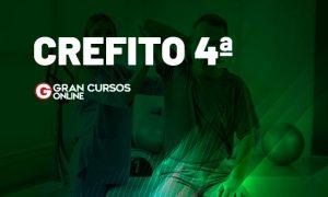 Concurso CREFITO 4: gabarito preliminar disponível. CONFIRA