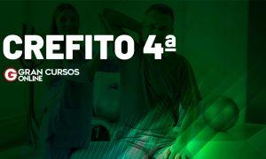 Concurso CREFITO 4: provas adiadas! Confira AQUI os detalhes