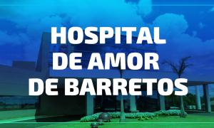 Residência Hospital de Amor de Barretos SP: SAIU O EDITAL! 44 vagas!