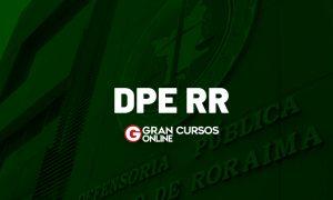 Concurso DPE RR Defensor: gabarito oficial publicado!