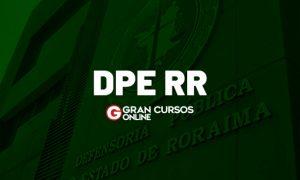 Concurso DPE RR Defensor: inscrições começam na segunda(26)