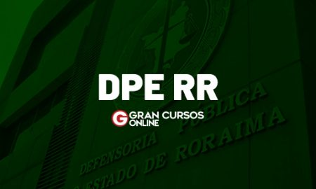 Concurso DPE RR
