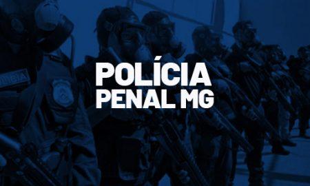 concurso polícia penal mg destaque
